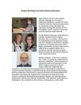 Advocates for Inclusive-Education