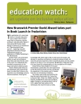 Education Watch Spring 2012