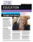 Education Watch Winter 2015 - Snip