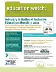 Education Watch Winter 2011