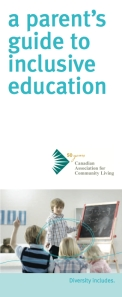 A Parents Guide to Inclusive Education