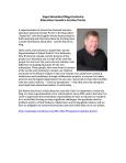 Superintendent Blogs Gordon Porter