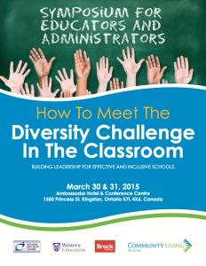 diversity challenge poster