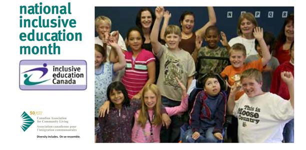 Inclusive Education Month 2015 2